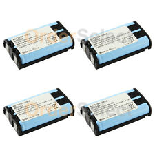 4 Home Phone Battery 450mAh NiCd for Panasonic HHR-P104 HHR-P104A/1B Type 29