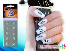 SmART-Nails - Music Nail Art Stencils N032 Professional Nail Product