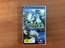 PSP UMD Game - Teenage Mutant Ninja Turtles