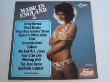 MADE IN ENGLAND 5 - (made in Germany) - LP