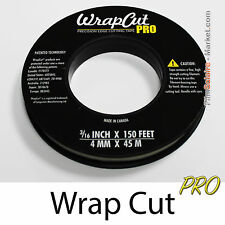 """WrapCut Pro"" - 45m, fil de coupe film vinyl, adhésif, covering, wrap, cut tape"