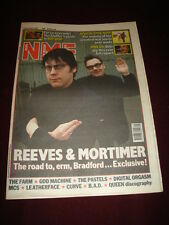 NME 1991 DEC 7 REEVES MORTIMER APOCALYPSE NOW SINEAD FARM QUEEN LEATHERFACE