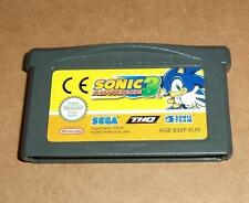 Sonic Advance 3 para Nintendo Gameboy Advance / GBA, Pal