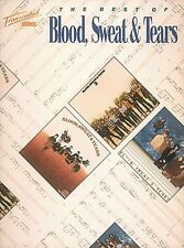 The Best of Blood Sweat & Tears Sheet Music Transcribed Score NEW 000673208