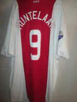 Ajax 2008-2009 Huntelaar Home Football Shirt Size Extra Extra large /15425