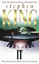 It, King, Stephen Paperback Book