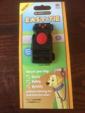 Happy Paws Easy-Tie - Dog Accessory. Safety / Security / Tether / Walking