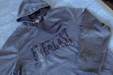 New EVERLAST PERFORMANCE ATHLETIC FLEECE HOODIE  PULLOVER  Men's  SIZE  LARGE