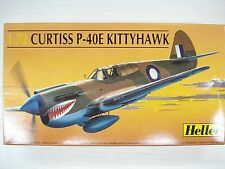 1:72 HELLER #80266 Curtiss P-40E Kittyhawk
