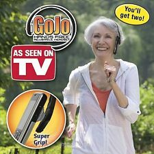 GoJo Hands Free Adjustable Headset - Pack of 2 NEW
