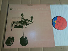 THE NATIONAL RAGA COMPANY OF INDIA - CLASSICAL RAGAS OF INDIA - LP - EVEREST