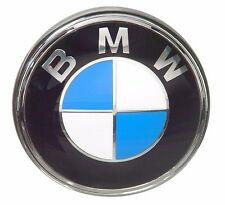 GENUINE BMW Rear Trunk Deck Lid Emblem Badge Roundel Logo 3 5 7 Series x1 z3 z4