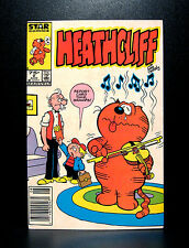 COMICS: Marvel: Heathcliff #9 (1986) - RARE (spiderman/thor/avengers)