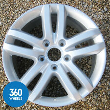 "1 x GENUINE AUDI Q7 18"" 5 TWIN DOUBLE SPOKE ALLOY WHEEL 4L0601025B 4L"