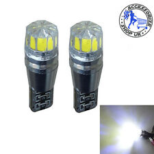 2 X T10 168 194 W5W 501 White LED Car Auto Side Wedge Light Lamp Bulb DC 12V PK