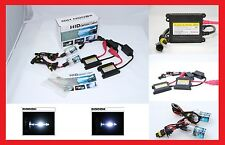 Fiat 500 H7 6000k Xenon HID Conversion Headlight Kit