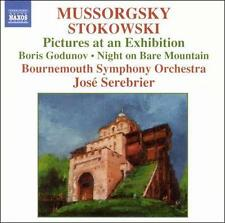 Mussorgsky-Stokowski: Pictures at an Exhibition, New Music
