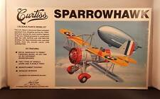 Williams Bros, Curtiss Sparrowhawk 1/32 scale model