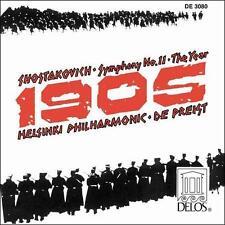 Shostakovich: Symphony No. 11, , 013491308029, , Good