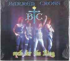 Barren Cross-Rock For The King CD Michael Drive(Lee) Christian Metal (NewSealed)