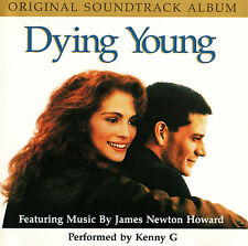 Dying Young (1991) Original Soundtrack CD by James Newton Howard and Kenny G