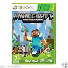 Minecraft: Xbox 360 Edition for Xbox 360 BRAND NEW FACTORY SEALED