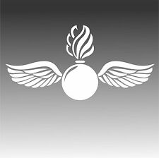 Navy AO Wings Decal US Military Aerial Observer Sticker