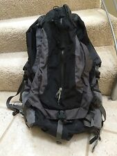REI 85L Backpack Men's Medium Black Camping Rugged UpLift