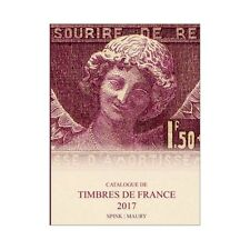 CATALOGUE SPINK/MAURY TIMBRES DE FRANCE 2017