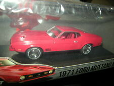 1:43 GreenLight Ford Mustang Mach 1 1971 OVP