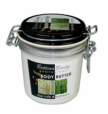 Bettina Barty Botanical RICE MILK & Bamboo Body Butter400 ml