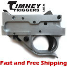 Timeny Ruger 10/22 Drop In Competiton Trigger Group -Silver Housing & Black Shoe