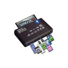 eSecure High Speed All-in-1 USB Micro SD M2 MS CF XD SDHC MMC Memory Card Reader