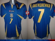 Ukraine SHEVCHENKO Shirt Jersey Football Soccer Lotto Adult XL BNWT New AC Milan