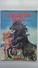 BD L'ETALON NOIR N°1 EO 1982 BROCHEE