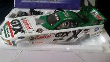 100th WIN -2002 RARE Action John Force Castrol GTX 1:24 scale Funny Car - 1/1800