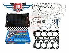 01-04 DURAMAX 6.6 LB7 HEAD GASKET KIT w/ ARP HEAD STUDS CHEVY GMC 6.6L