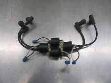 EB278 2013 13 ARCTIC CAT M800 SNO PRO 153 IGNITION COILS WITH SPARK PLUG WIRES