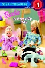 Step 1 Barbie - Dress Up Day (2003) - Used - Trade Paper (Paperback)