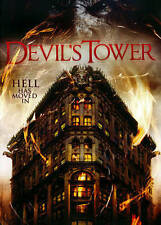 """Devils Tower (DVD, 2014), """"The Tower Will Claim You"""", Drama, VERY GOOD!!!"""