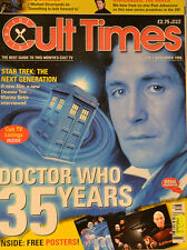 CULT TIMES AUSGABE 38 - STAR TREK - DOCTOR WHO - BABYLON 5 - FREE POSTER- CT26