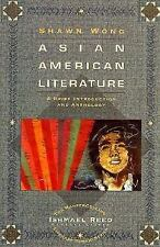 Asian American Literature: A Brief Introduction and Anthology, , Wong, Shawn, Go