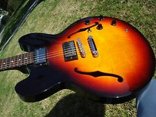 Gibson ES-335 Studio Ginger Burst with COA Semi-Hollowbody 336 346 333