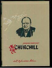 CHASTENET JACQUES CHURCHILL DALL'OGLIO 1957 BIOGRAFIE