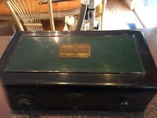 Antique Vintage Atwater Kent Model 47 Tube Coffin Case Radio Parts Repair