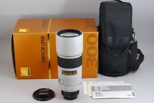 -MINT- Nikon AF-S NIKKOR ED 300mm f/4 D IF Telephoto Zoom Lens From Japan