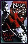 VG, Name Games: A Mark Manning Mystery (Mark Manning Mysteries (Kensington Hardc
