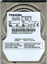 "TOSHIBA MK3276GSX 320GB 2.5"" INTERNAL HARD DRIVE FOR LAPTOP - 1 YEAR WARRANTY"
