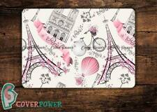 Eiffel Tower MacBook Decal Paris Set Vinyl Laptop Skin Decal Macbook Cover MB171
