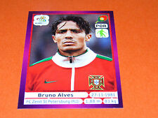 260 ALVES PORTUGAL ZENIT ST PETERSBURG FOOTBALL PANINI UEFA EURO 2012